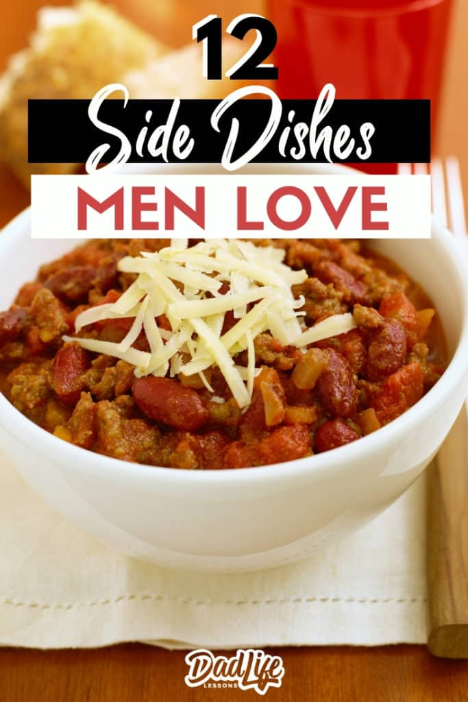 12 Side Dishes Every Man Loves
