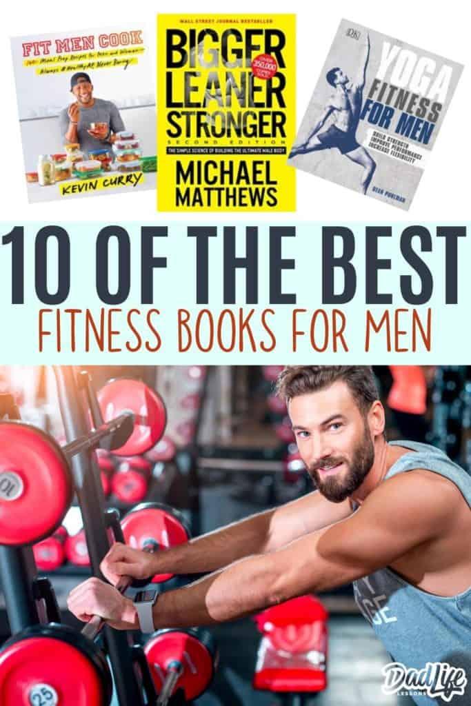 10 Best Fitness Book for Men