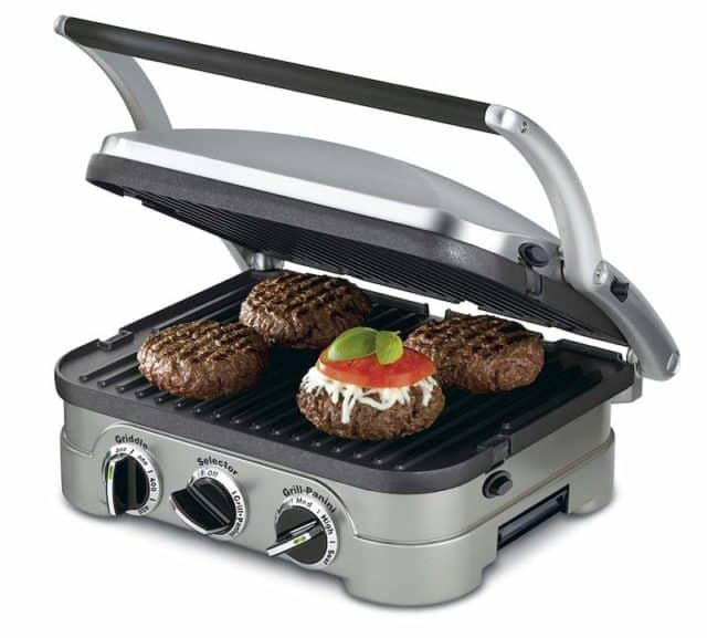 Cusinart griddle