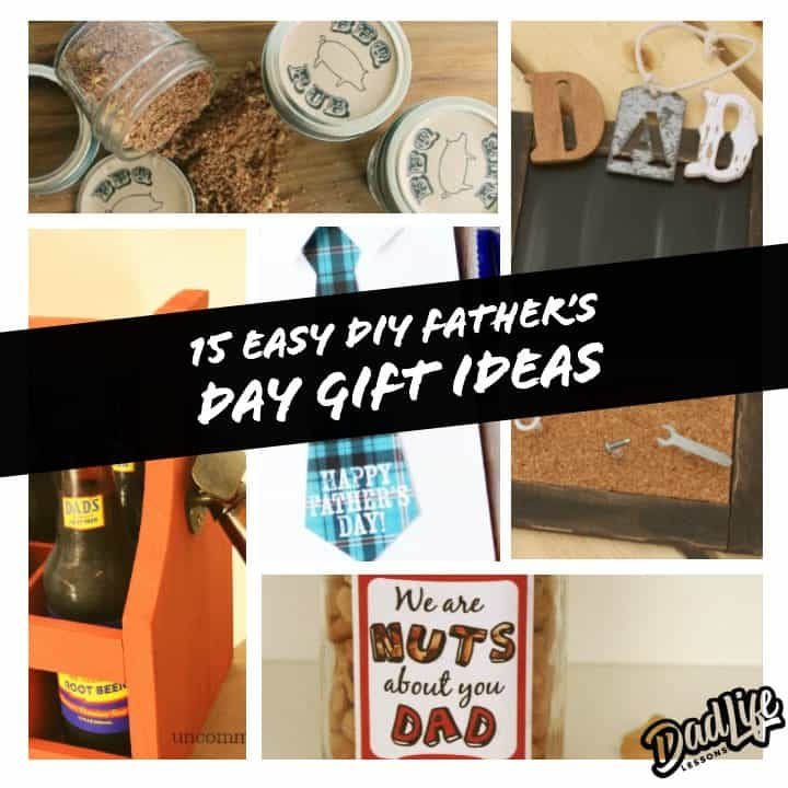 Easy Fathers Day Gift Ideas
