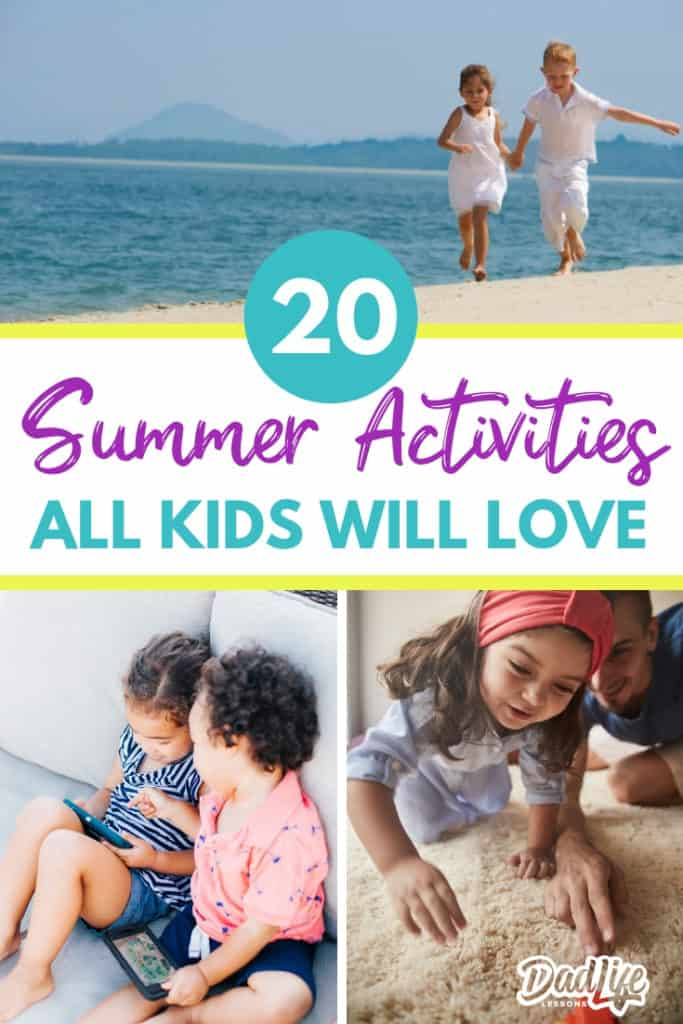 Best Summer Activities For Kids