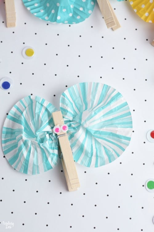 Clothespin-Butterfly-Craft