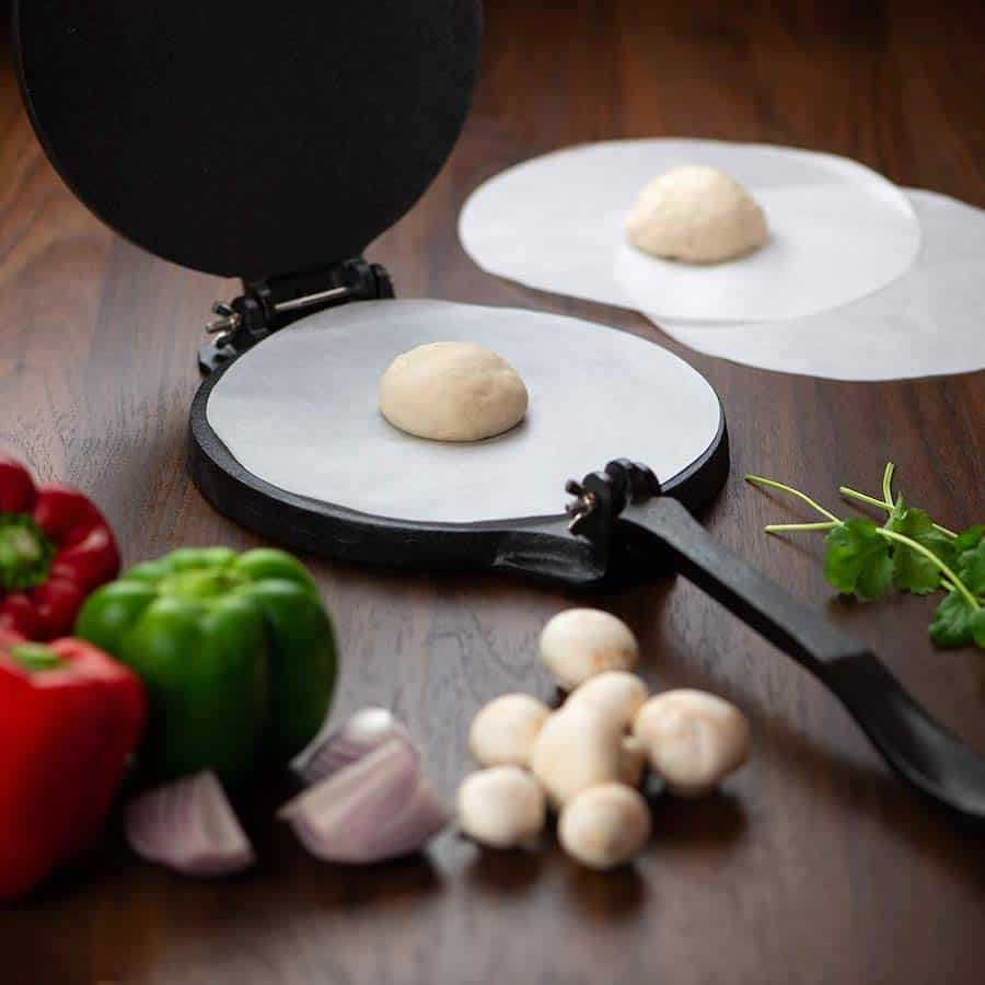 Dice Tortilla Maker