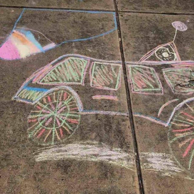 Chalk Feat