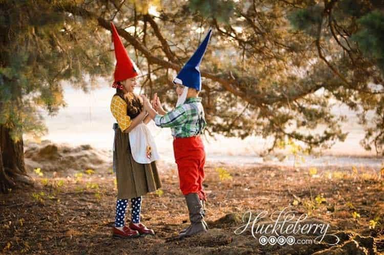 Gnome costume for kids