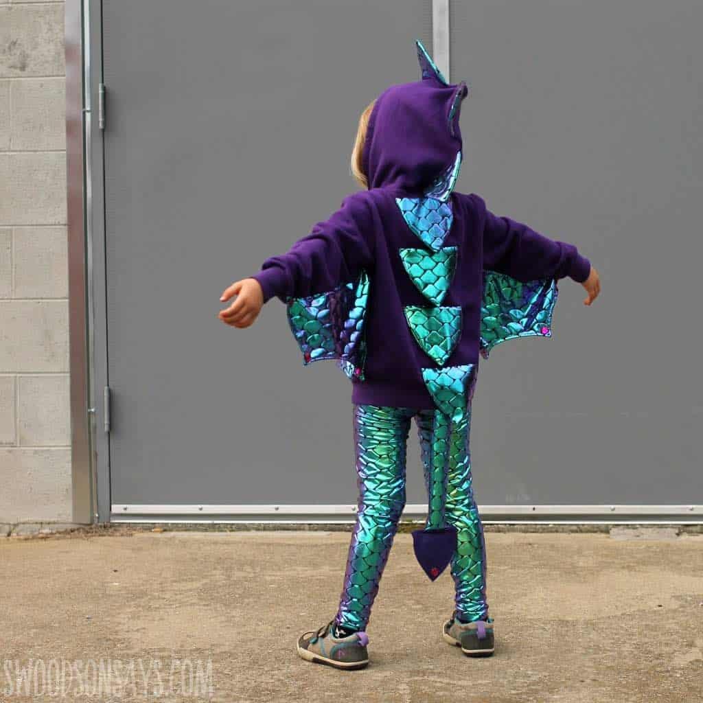 Halloween Dragon Costume