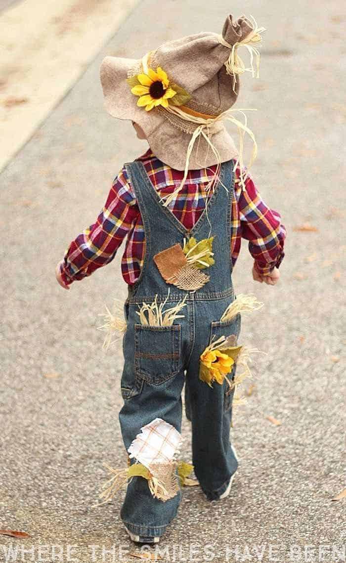Scarecrow kid