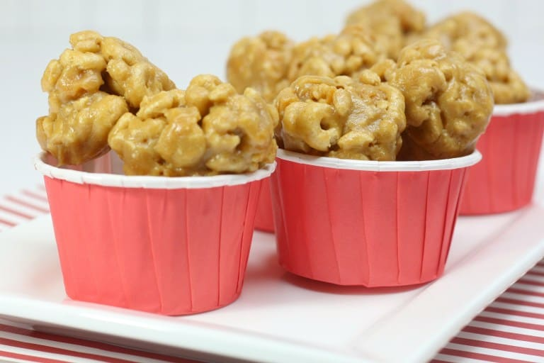 Fun Snacks For Toddlers - Dumbo Peanut Clusters