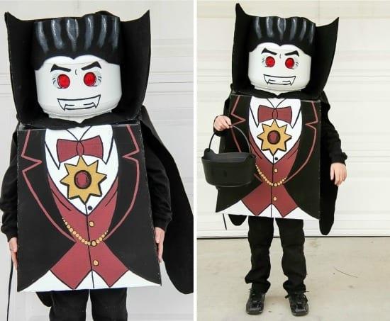 legolordvampyre DIY Halloween Costume for Kids