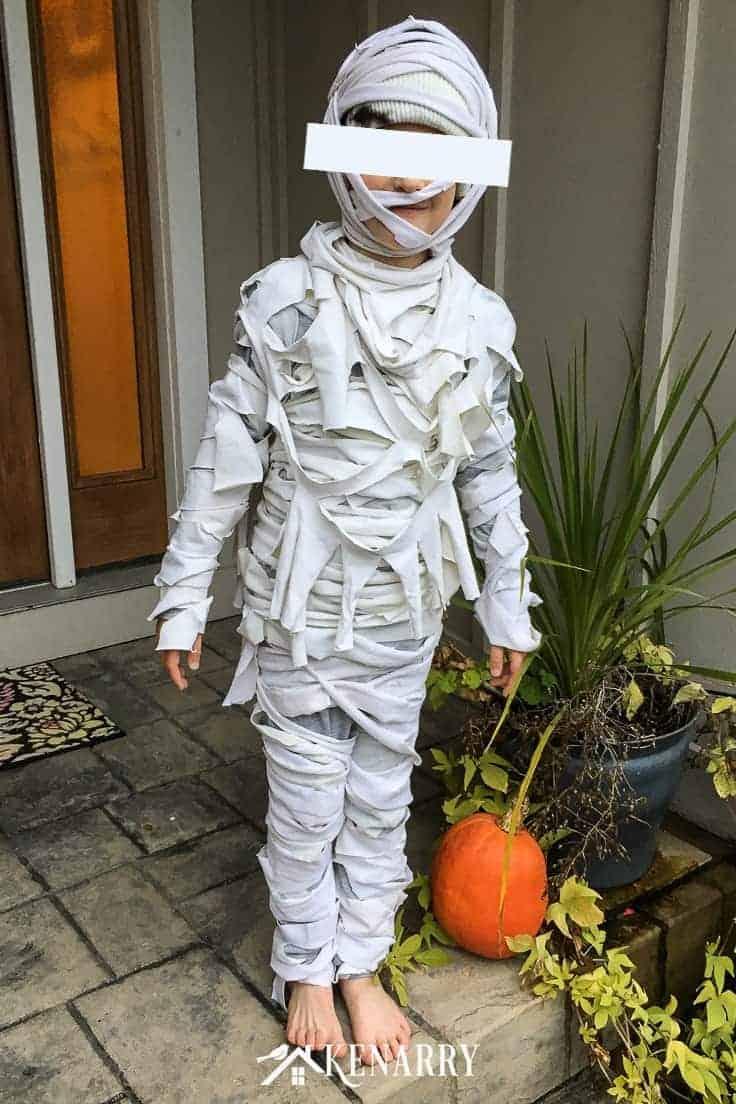 Mummy Costume for kids