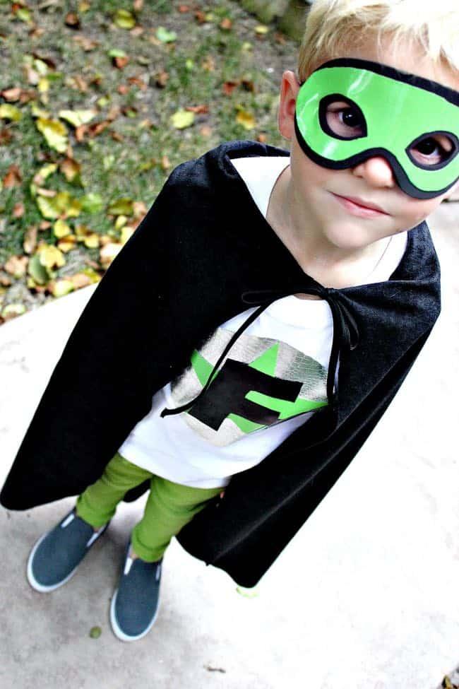 superhero Costume for Kids