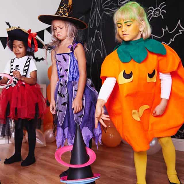 halloween party printables featured