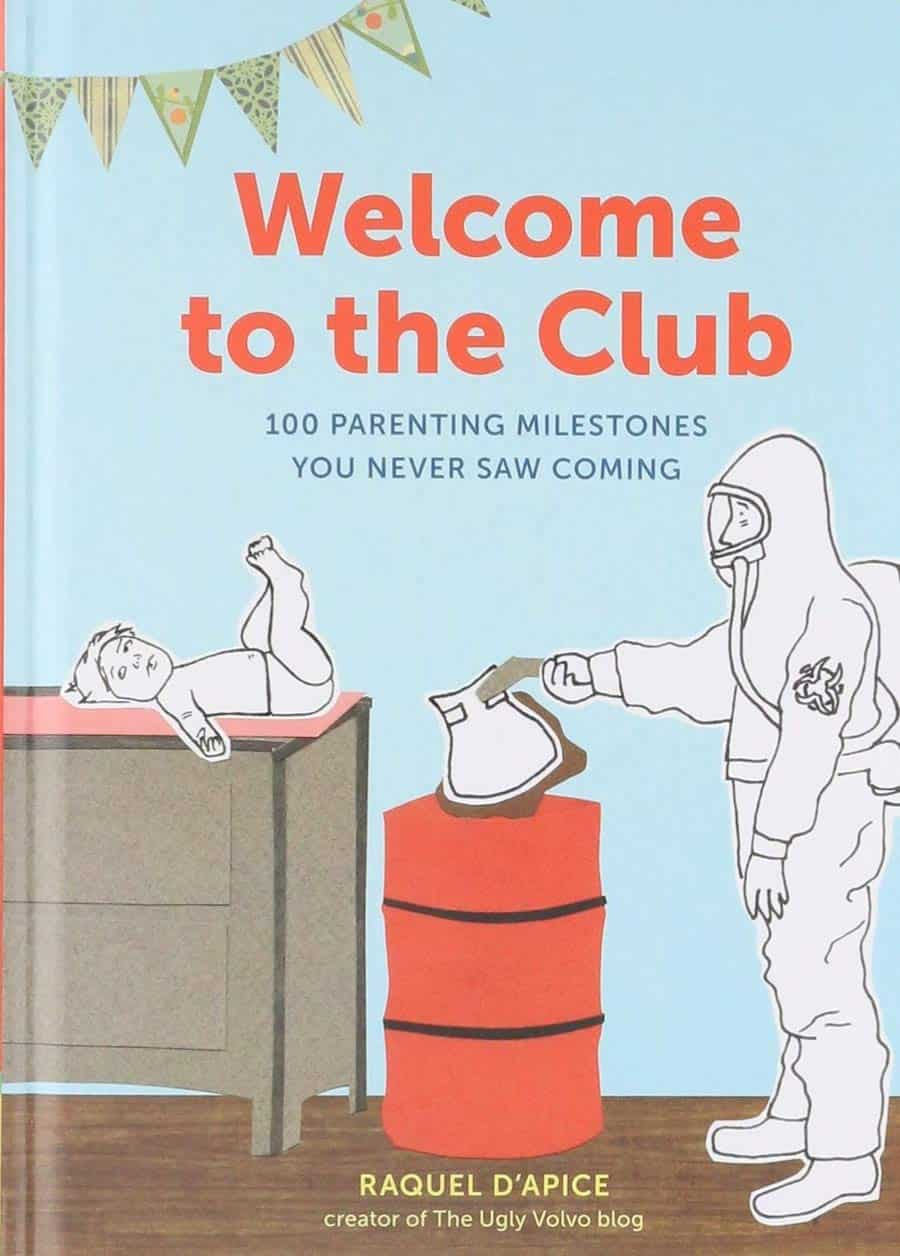 welcome to Dad Club Book