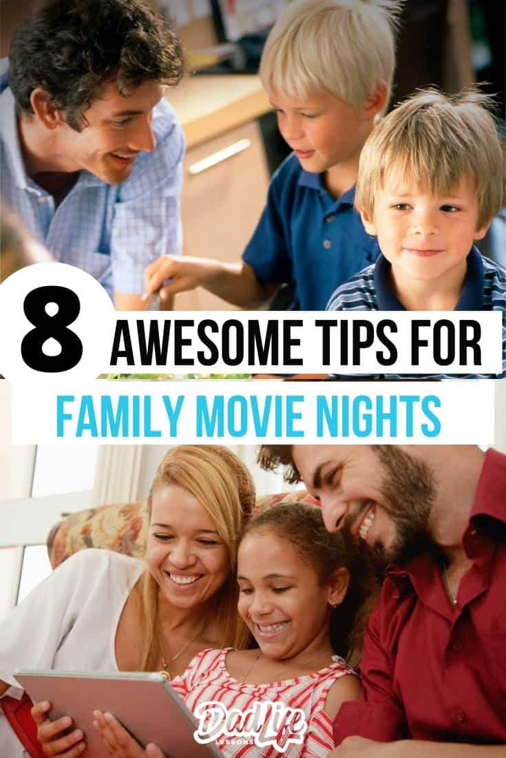8 Awesome Tips for Family Movie Nights