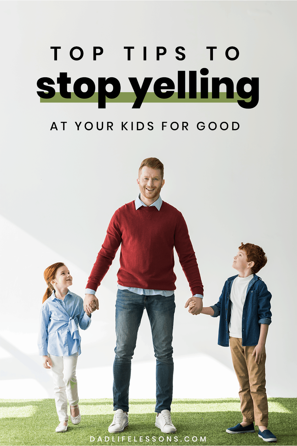 Stop Yelling: 6 Tips That Actually Help