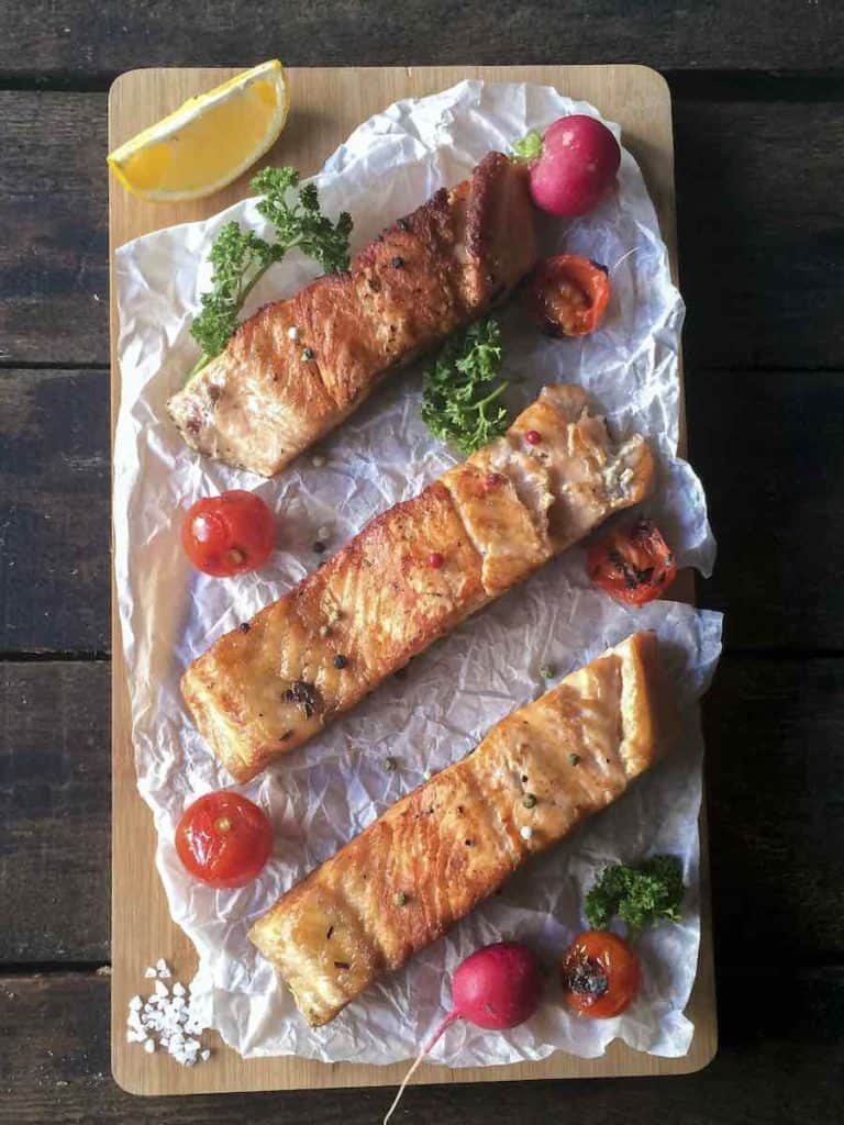 grille fish