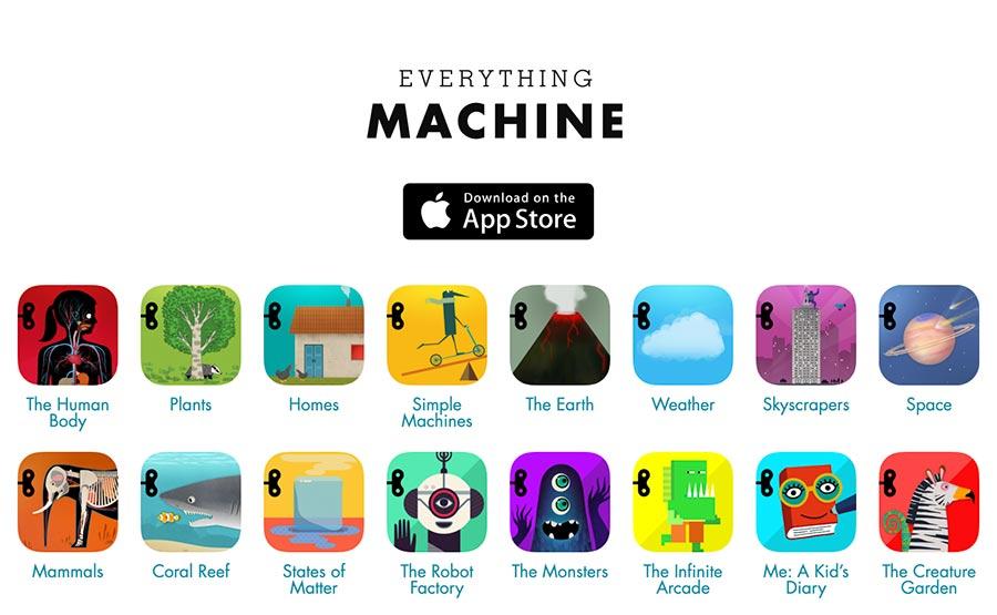 tiny bob educational apps