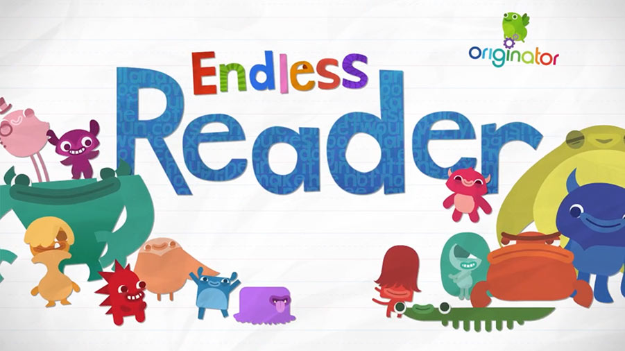 endless reader educational apps