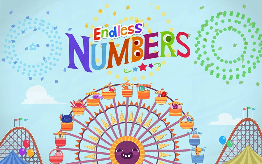 endless numbers educational apps