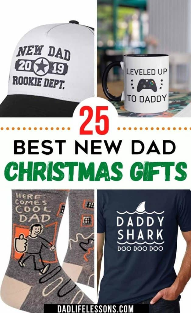 25 Best Gifts For New Dads.
