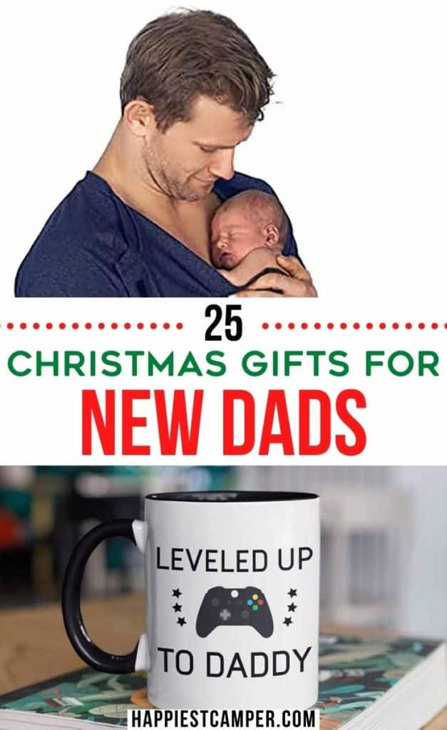 25 Best New Dad Christmas Gifts.