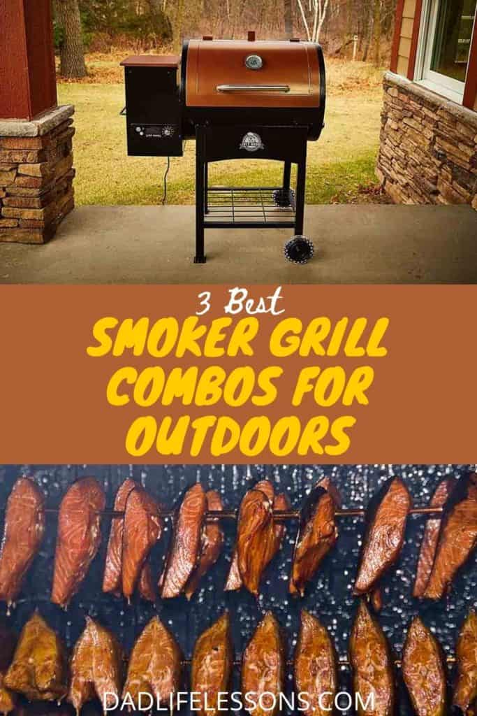 3 Best Smoker Grill Combos For Outdoors
