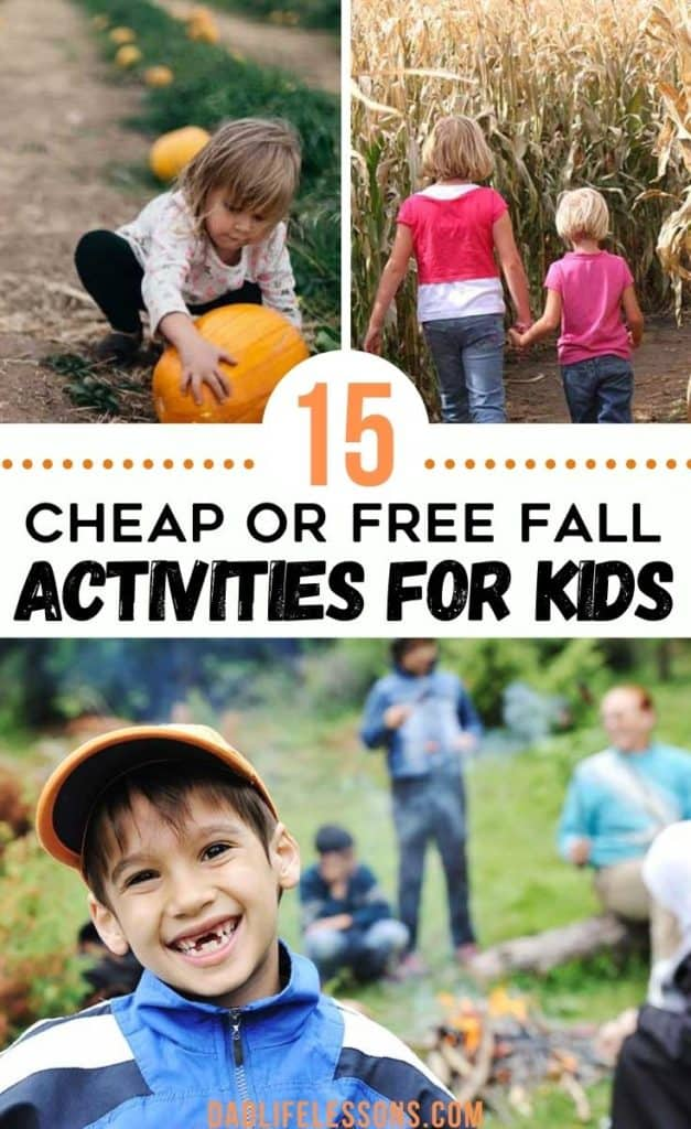 15 Cheap Or Free Activities For Kids