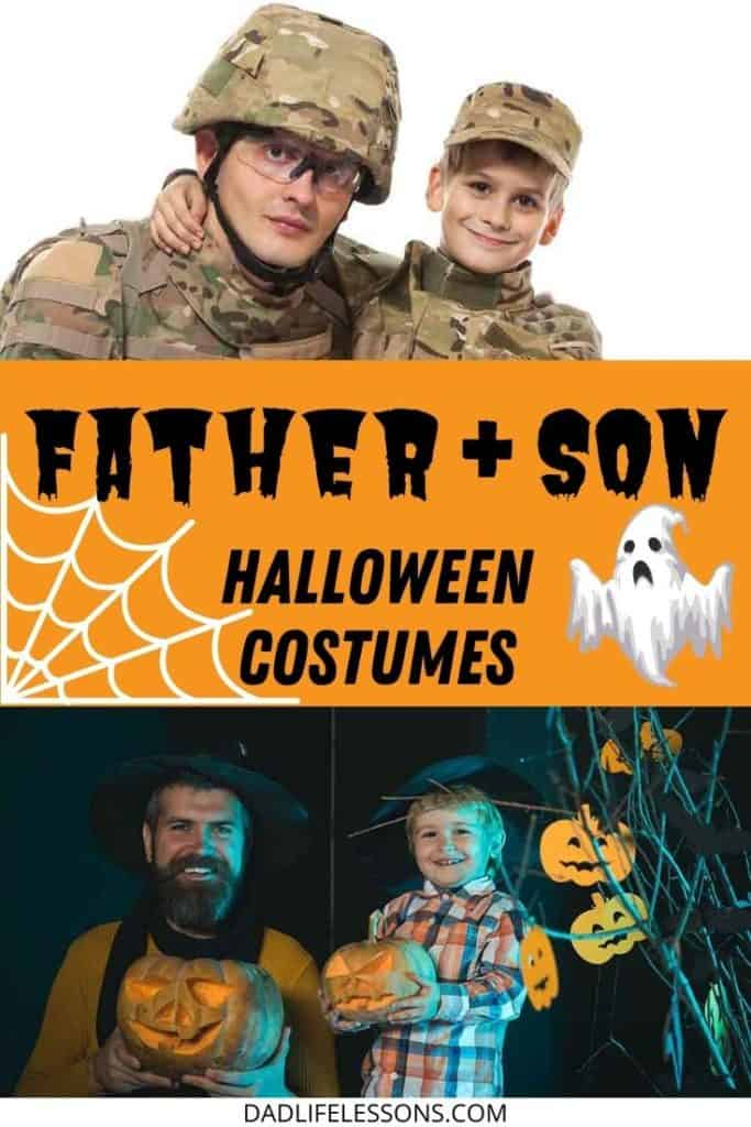 20+ Father & Son Halloween Costumes