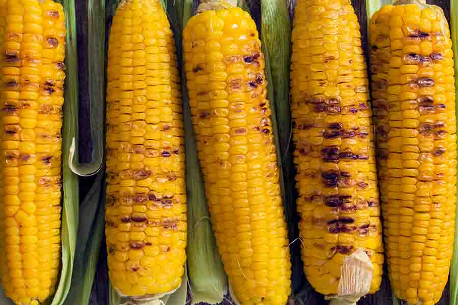 grilled corn best foods to grill