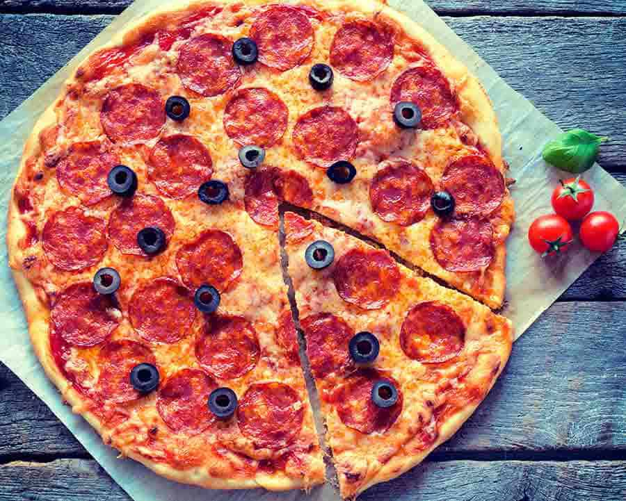 grilled pizza best foods to grill