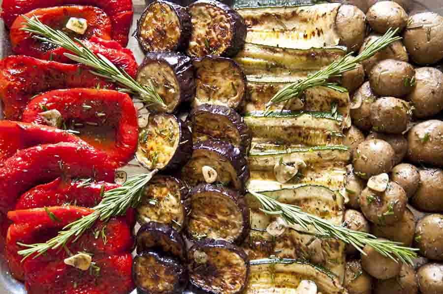 grilled veggies best foods to grill