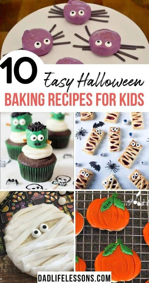 10 Easy Halloween Baking Recipes For Kids