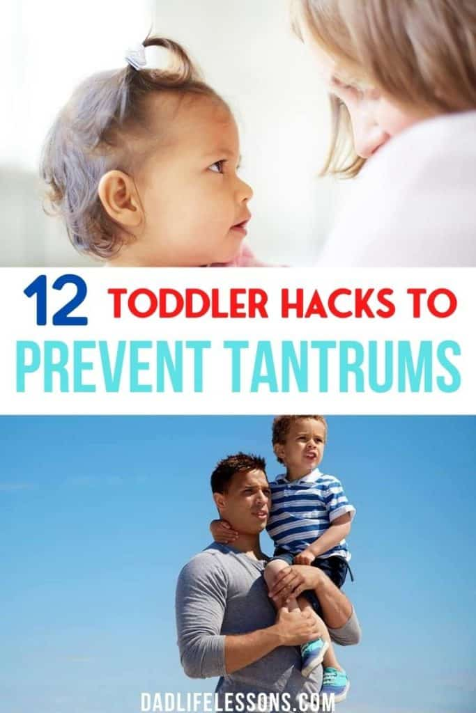 12 Toddler Hacks To Prevent Tantrums
