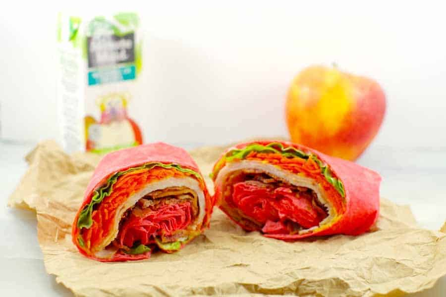 turkey wrap lunch ideas for picky eaters