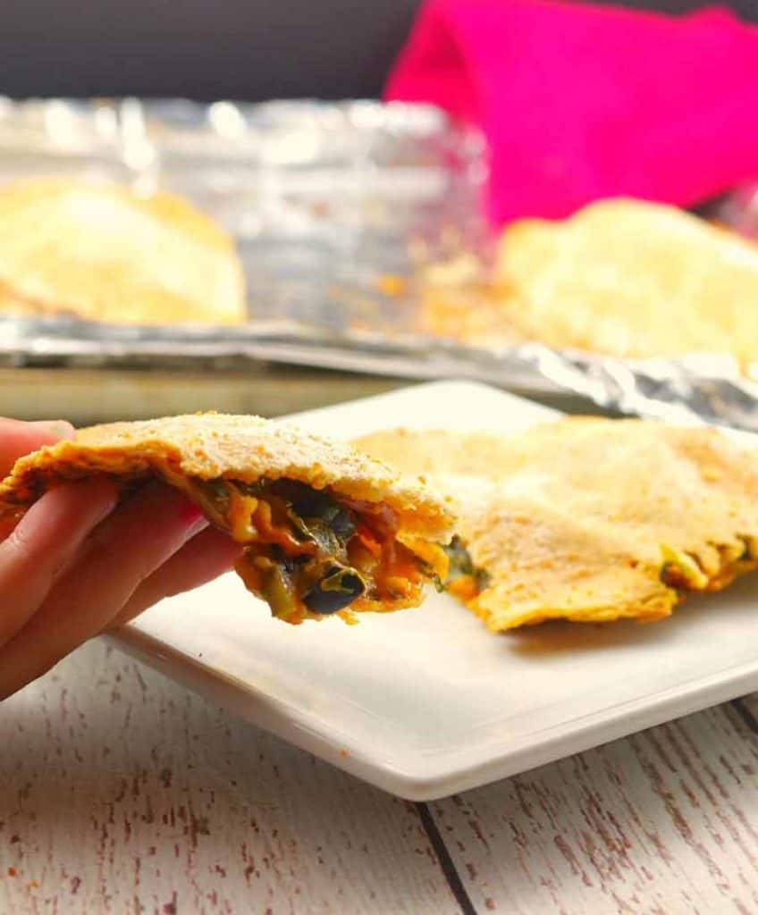 pizza pocket lunch idea