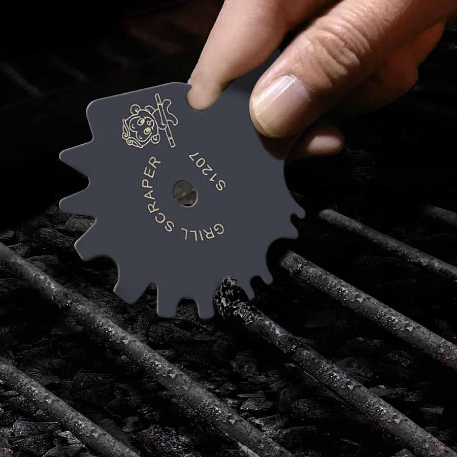 grilling scraper for dad