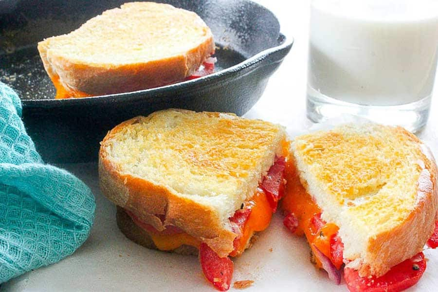 grilled cheese lunch ideas for picky eaters