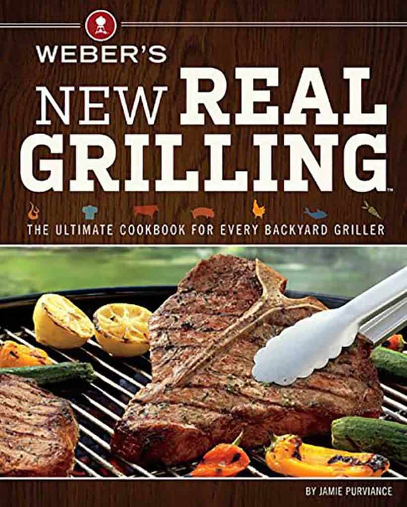 grilling cookbook for dad
