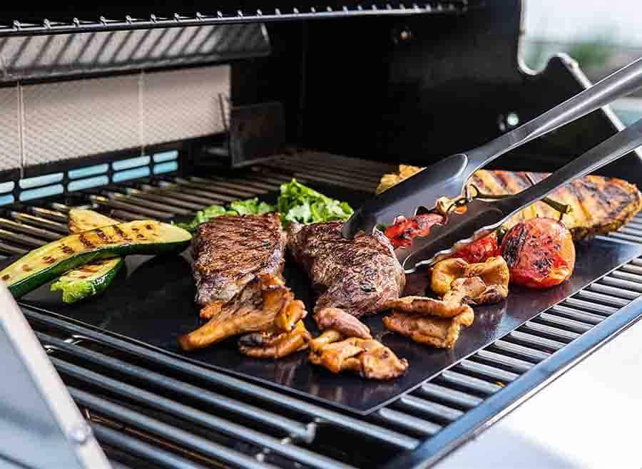 grilling mats