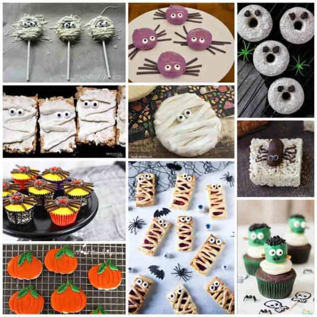 Halloween Baking Treats Featured Image