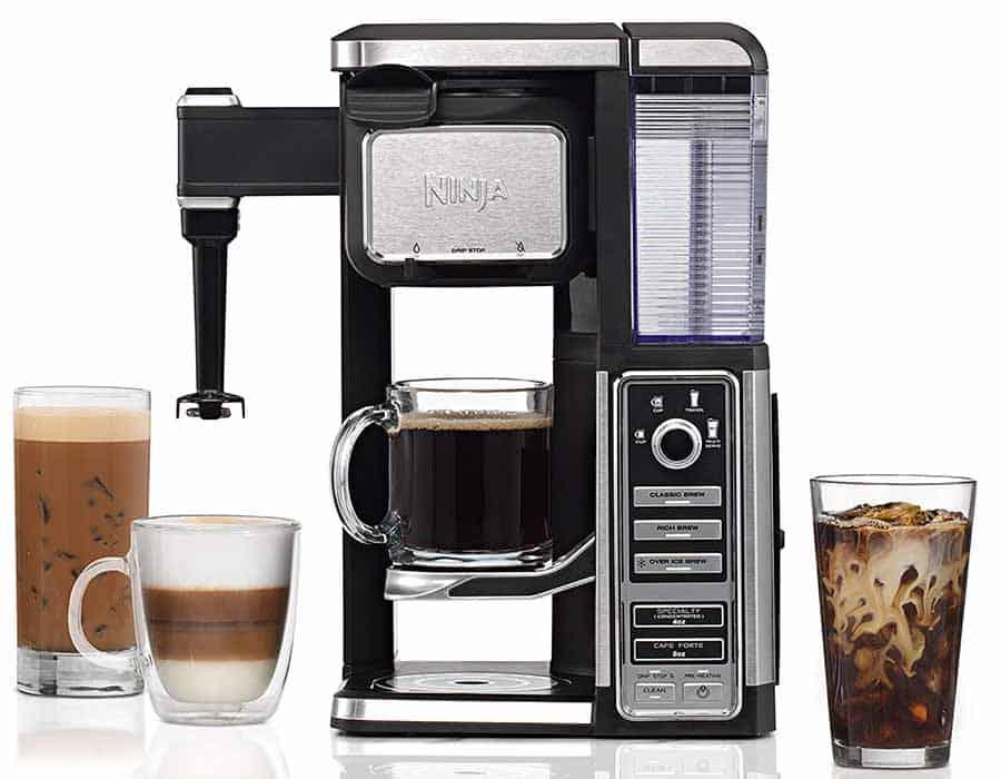 Ninja single-serve coffee maker