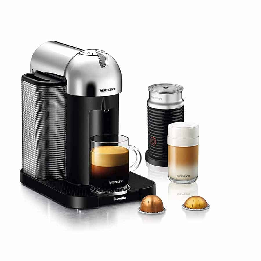 nespresso single-serve coffee maker