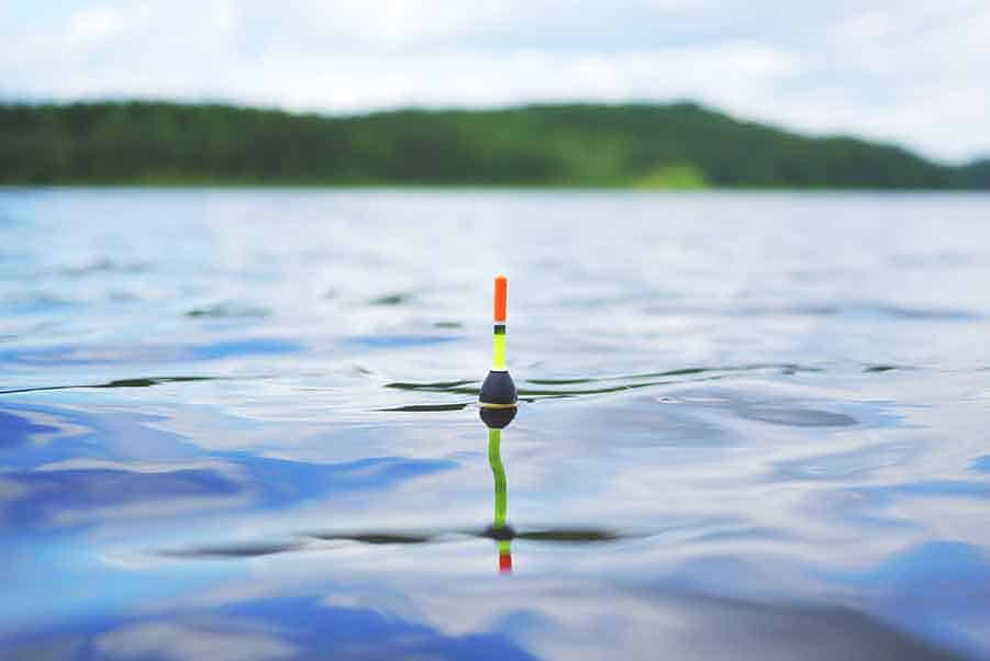 fishing with kids bobber
