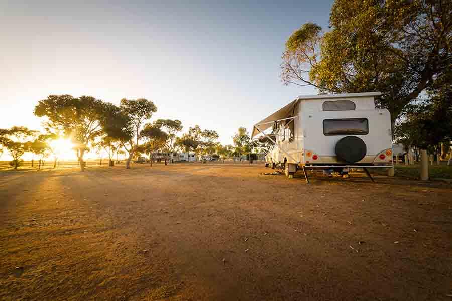 camper for family