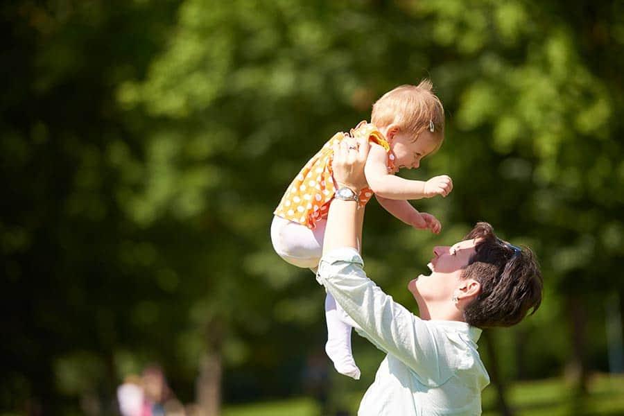 parenting is rewarding